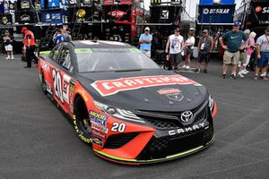 Erik Jones, Joe Gibbs Racing, Toyota Camry Craftsman