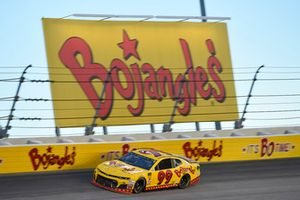Bojangles' Southern 500 Darlington Raceway, Darlington, SC USA Derrike Cope, StarCom Racing, Chevrolet Camaro Bojangle's