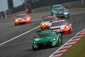#6 Black Falcon Mercedes-AMG GT3: Hubert Haupt, Maro Engel, Manuel Metzger