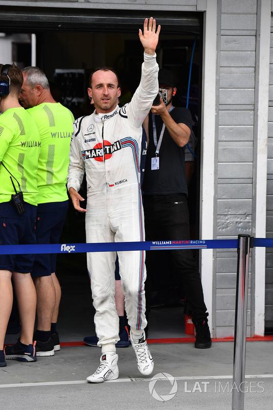 Robert Kubica, Williams