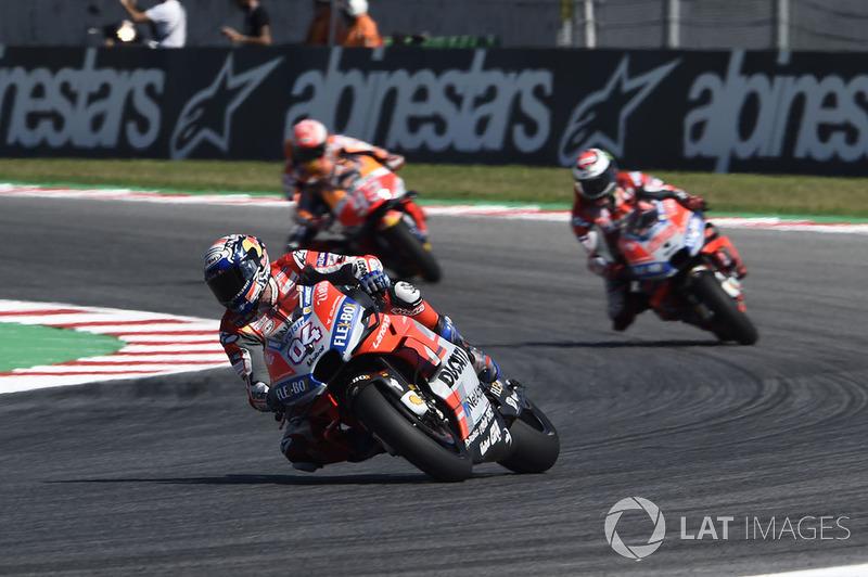 #45 - Andrea Dovizioso - Gran Premio de San Marino 2018