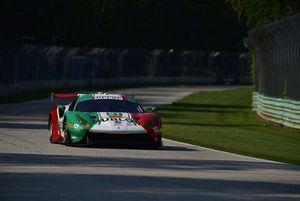 #51 Squadra Corse Garage Italia Ferrari 488 GT3, GTD - Francesco Piovanetti, Oswaldo Negri Jr.