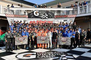 250. Sieg für Hendrick Motorsports