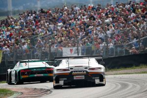 #84 AutoArenA Motorsport Mercedes-AMG GT3: Patrick Assenheimer, Maro Engel