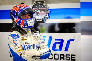 #47 Cetilar Villorba Corse Dallara P217 - Gibson: Giorgio Sernagiotto