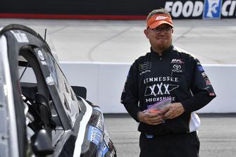 Blake Jones, BK Racing, Toyota Camry Tennessee XXX Moonshine crew