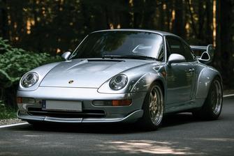 Porsche 911 GT Type 993