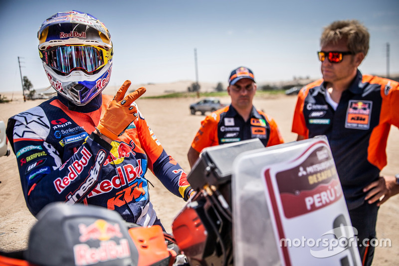 Toby Price, KTM Factory Racing