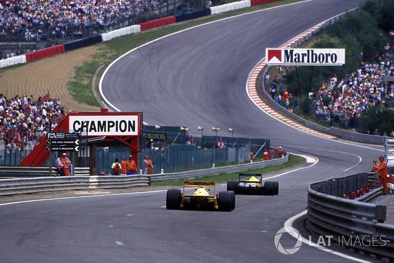 12. Spa-Francorchamps