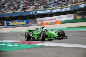 Andreas Fiedler, Dallara GP2, BOSS GP