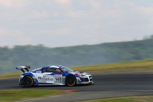 #148 Bernhard Henzel, Rahel Frey, Audi R8 LMS