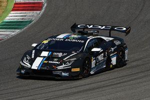 #102 Lamborghini Huracan-S.GTCup, Antonelli Motorsport: Perolini-Valente