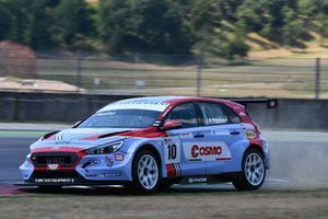 Federico Paolino BRC racing Team,Hyundai i30 N TCR