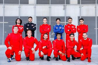 Egea Gençler Kupası pilotları