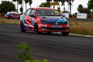 Dhruv Mohite, Volkswagen Motorsport India Vento