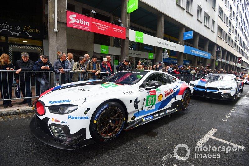 №81 BMW M8 GTE