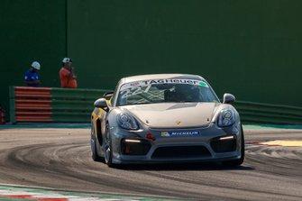 Alberto Franceschetti, Porsche Sports Cup Suisse
