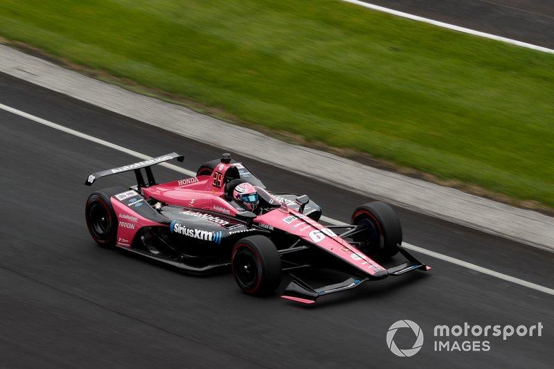 Jack Harvey, Meyer Shank Racing with Arrow SPM Honda Phillip Abbott