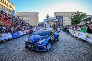 Лукаш Пенёнжек и Якуб Гербер, M-Sport Ford WRT, Ford Fiesta R5