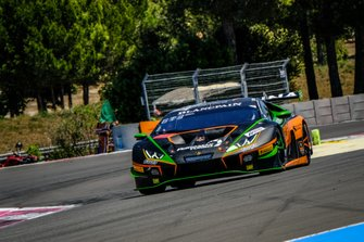 #563 Orange 1 FFF Racing Team Lamborghini Huracan GT3 EVO: Andrea Caldarelli, Marco Mapelli, Dennis Lind