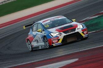 Guidetti-Ruberti, BF Motorsport, Cupra TCR DSG