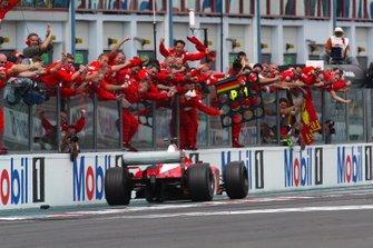 Michael Schumacher won eight times in France