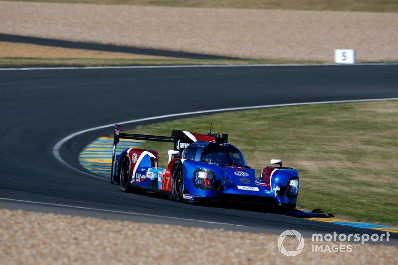 LMP1: #17 SMP Racing, BR-AER BR1