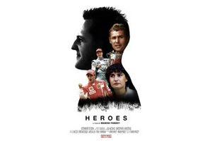 Cartel de la película Héroes