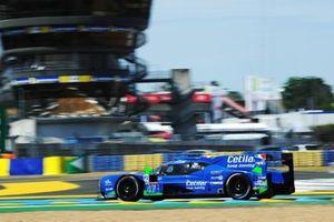 #47 Cetitlar R.Villorba Corse, Dallara P217: Roberto Lacorte, Giorgio Sernagiotto, Andrea Bellichi