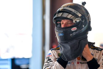 Brad Keselowski, Team Penske, Ford Mustang Miller Lite