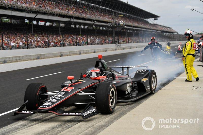 Platz 5: Will Power, Team Penske Chevrolet