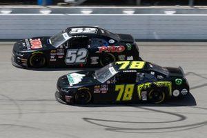 Vinnie Miller, B.J. McLeod Motorsports, Chevrolet Camaro Koolbox David Starr, Means Motorsports, Chevrolet Camaro ATS