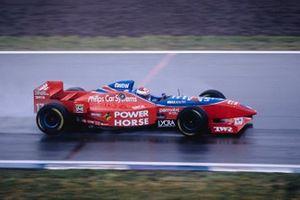Jos Verstappen, Footwork FA17 Hart