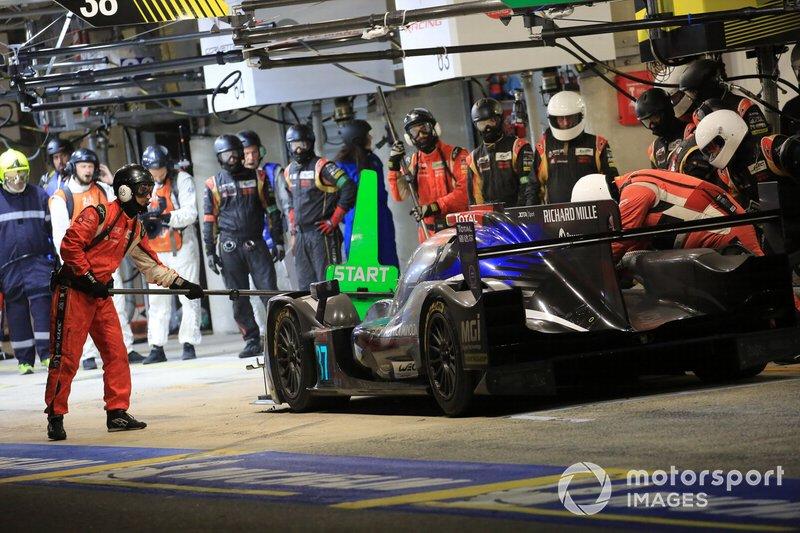 #37 Jackie Chan DC Racing Ligier JSP217 Gibson: Давід Хайнемаєр Ханссон, Джордан Кінг, Рікі Тейлор