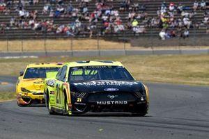 Paul Menard, Wood Brothers Racing, Ford Mustang Menards / Richmond