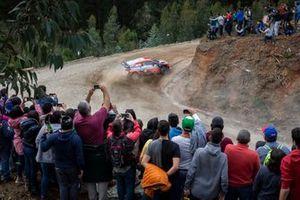 Андреас Миккельсен и Андерс Егер, Hyundai Shell Mobis WRT, Hyundai i20 Coupe WRC