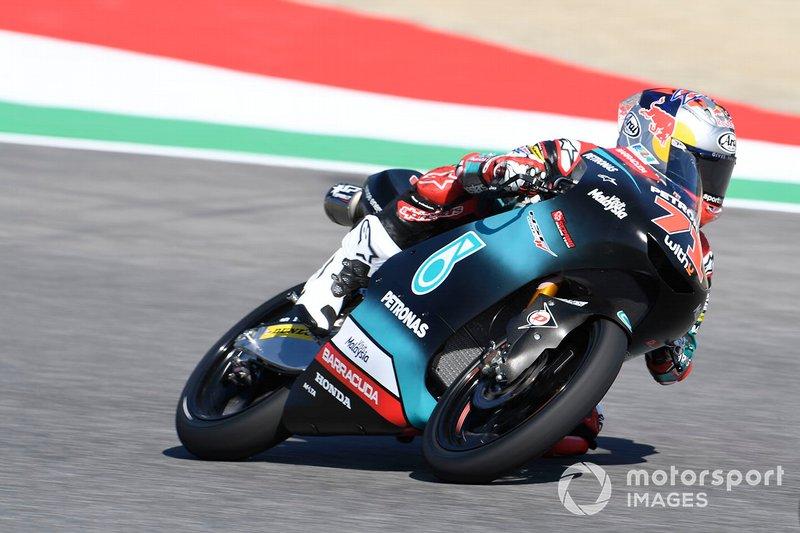 #71 Ayumu Sasaki, Red Bull KTM Tech 3