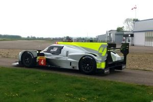ByKolles Racing Team Enso CLM P1/01: Paolo Ruberti