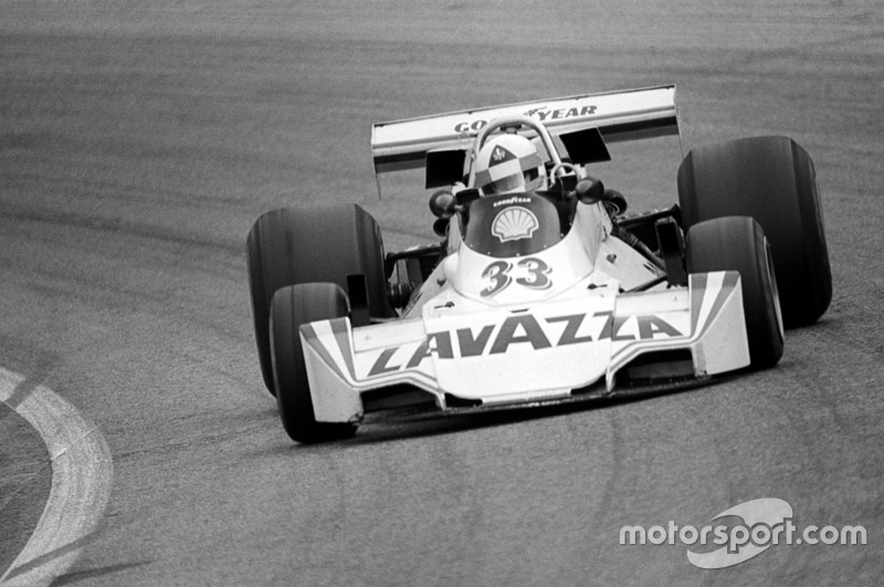 Lella Lombardi, RAM Racing Brabham BT44B