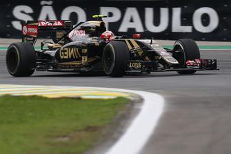 Pastor Maldonado, Lotus E23 Hybrid