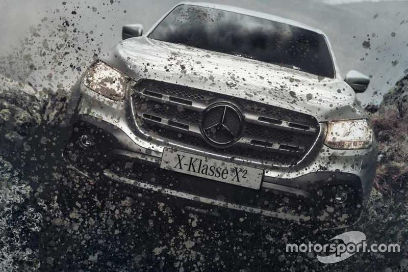 Mercedes X-Class X²