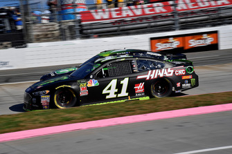 Kurt Busch, Stewart-Haas Racing, Ford Fusion Haas Automation/Monster Energy