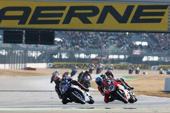 Michael van der Mark, Pata Yamaha, Marco Melandri, Aruba.it Racing-Ducati SBK Team