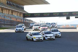 Intercity Clio Cup start