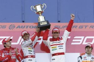 Juichi Wakisaka, Andre Lotterer, Lexus SC430