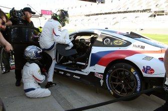 #24 BMW Team RLL BMW M8 GTE, GTLM: Chaz Mostert, Alex Zanardi