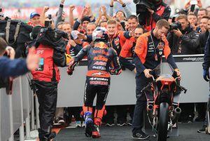 Race winner Can Oncu, Red Bull KTM Ajo