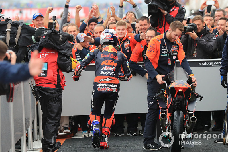 Ganador, Can Oncu, Red Bull KTM Ajo
