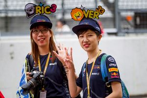 Tifose di Daniel Ricciardo, Red Bull Racing e Max Verstappen, Red Bull Racing