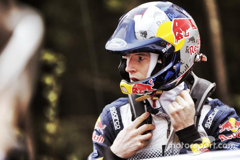 #33 Elfyn Evans, M-Sport Ford WRT